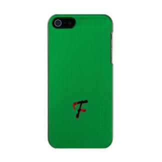 Monogram Ultra Rugged Waterproof iPhone cover Incipio Feather® Shine iPhone 5 Case