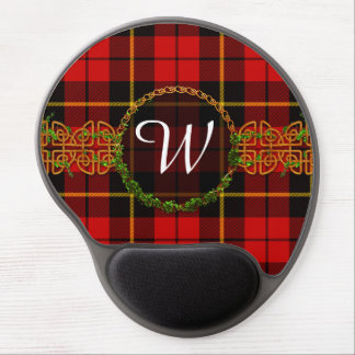 Monogram Wallace Tartan Gel Mouse Pad