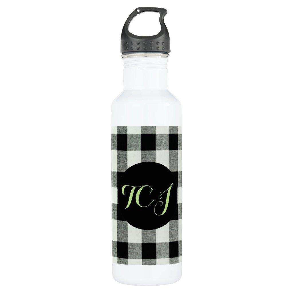 Monogram Water Bottle