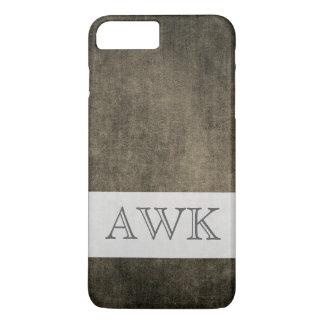 Monogram with lux texture iPhone 8 plus/7 plus case