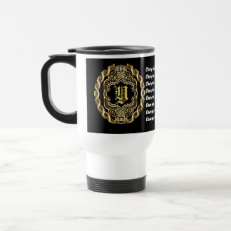 Monogram Y CUSTOMIZE To Change Background Color Mugs