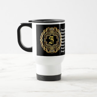Monogram Z CUSTOMIZE To Change Background Color Mugs