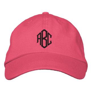 Monogrammed Ball Cap Embroidered Baseball Cap