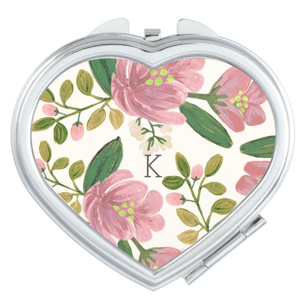 Monogrammed | Blush Bouquet
