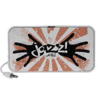 Monogrammed Jazz Hands Speaker