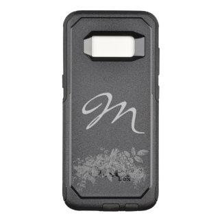 Monogrammed OtterBox Commuter Samsung Galaxy S8 Case