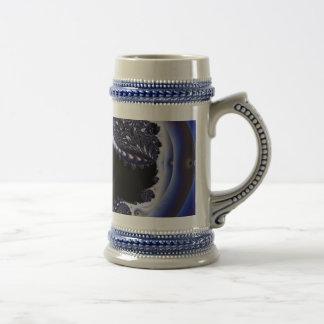 "Monogrammed Stine Letter ""P"" Coffee Mug"