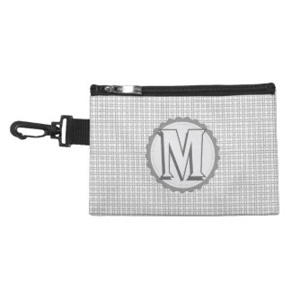 Monogrammed  Sway Parade Letter M Accessories Bag