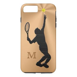 Monogrammed Tennis iPhone 7 Case for Men