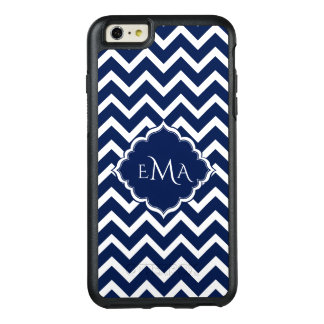 Monogrammed Zigzag Chevron OtterBox iPhone 6/6s Plus Case
