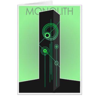 Monolith - Worship Old Gods Card