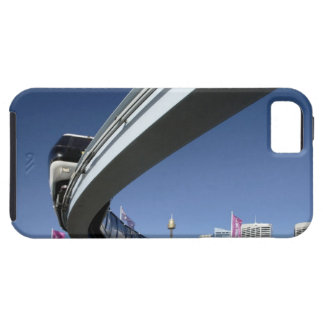 Monorail in Darling Harbor, Sydney, Australia Case For The iPhone 5