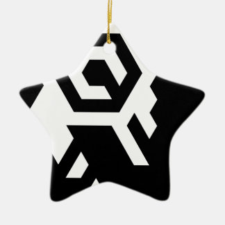 Monotoner Christmas Ornament
