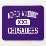 Monroe Woodbury - Crusaders - Central Valley Mousepads