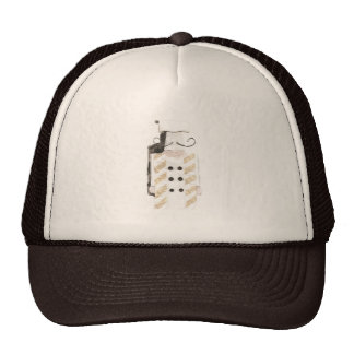 Monsieur Chef Baseball Cap