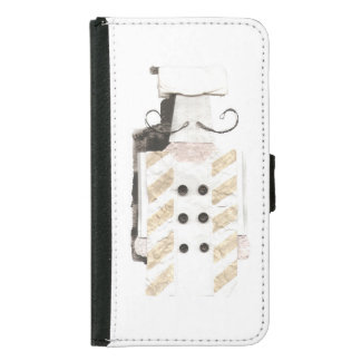 Monsieur Chef Samsung Galaxy S5 Wallet Case