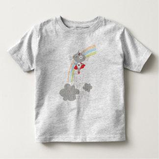 Monsieur Wonder Kat Kids Shirt