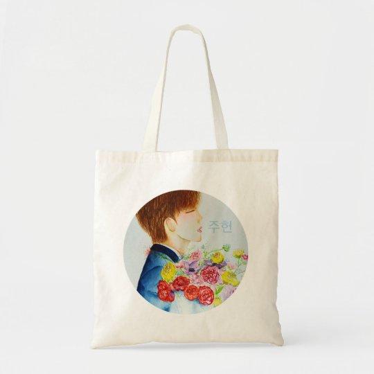 Monsta X Jooheon Tote Bag