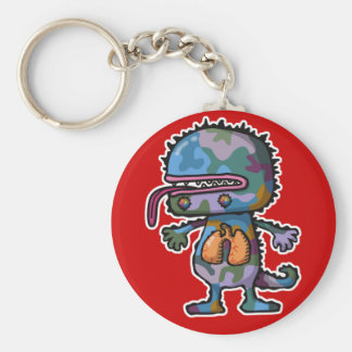 monster3 keychain
