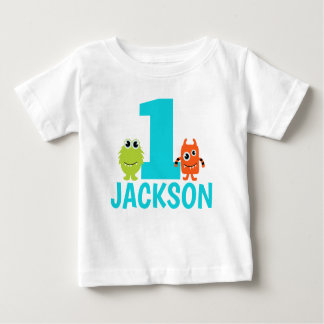Monster 1st Birthday T-Shirt