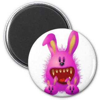 Monster 4 magnet