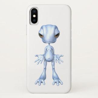 Monster Alien Extraterrestrial Figure Funny Case