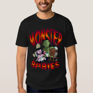 Monster Babies T Shirts