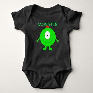 Monster Baby Bodysuit