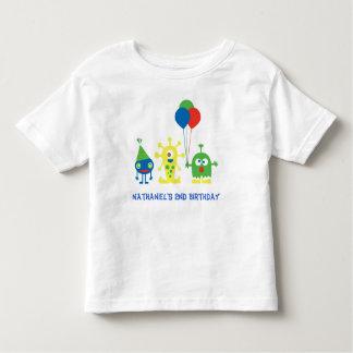 Monster Bash Birthday Shirt