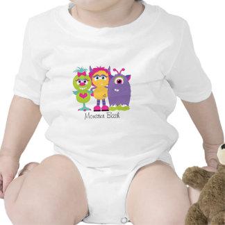 Monster Bash Baby Bodysuit