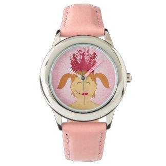 Monster birthday:: Children clock Watch
