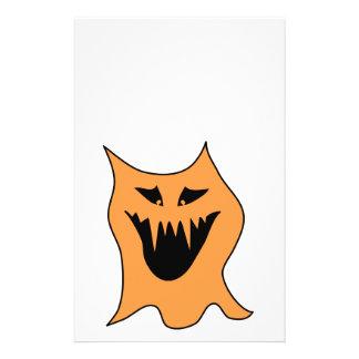 Monster Black and Orange Flyers