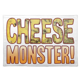 Monster Blue Cheese Placemat