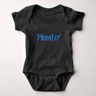 """Monster"" Boy Baby Bodysuit"