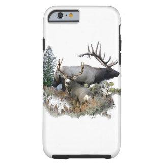 Monster bull trophy buck tough iPhone 6 case
