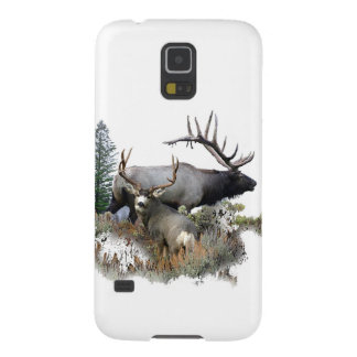 Monster bull trophy buck galaxy s5 case