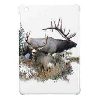 Monster bull trophy buck iPad mini case