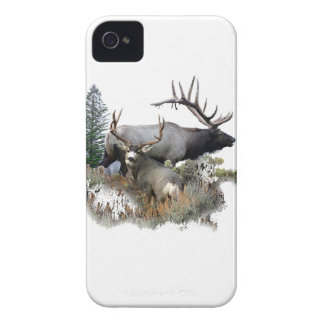 Monster bull trophy buck iPhone 4 cover