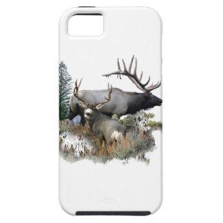 Monster bull trophy buck iPhone 5 case