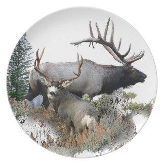 Monster bull trophy buck plate