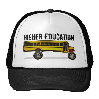 Monster Bus, HIGHER EDUCATION Cap