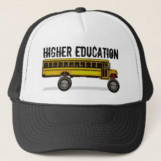 Monster Bus, HIGHER EDUCATION Trucker Hat