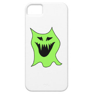 Monster Cartoon. Green and Black. iPhone 5 Case