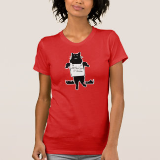 Monster Cat T Shirts