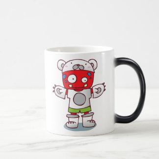Monster Costume Morphing Mug