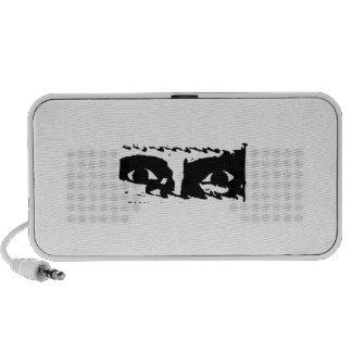Monster Eyes iPod Speakers