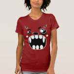 Monster Face Tshirt