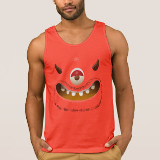 Monster Face Tanks