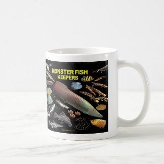 Monster Fish Keepers Coffee Mug