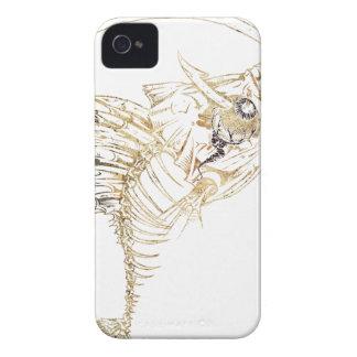 Monster Fishing Bait iPhone 4 Case